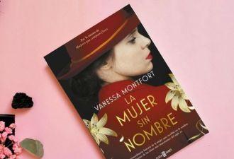 La mujer sin nombre, de Vanessa Montfort