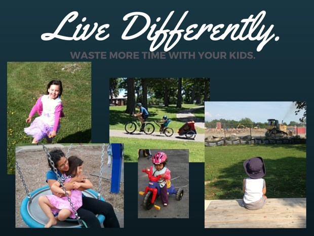 Live Differently.