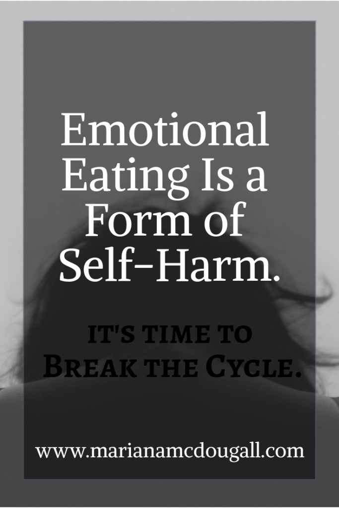 Emotional eating is a form of self-harm. It's time to break the cycle, Photo by Volkan Olmez on Unsplash