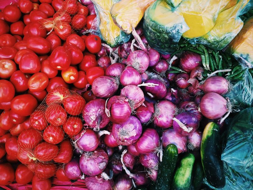 vegetables, Photo by Andres Carreno on Unsplash