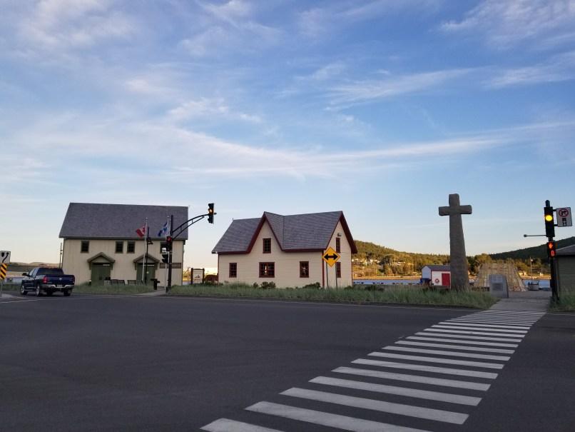 Village of Gaspe, Quebec