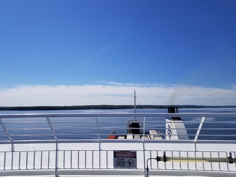NS-NF Ferry view