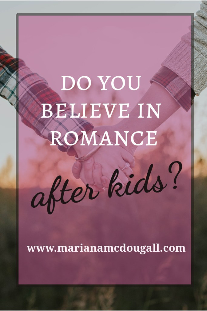 do you believe in romance after kids? www.marianamcdougall.com, woman and man's hands holding each other,  Photo by Brooke Cagle on Unsplash