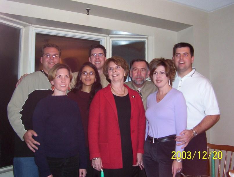 McDougall Family, 2003