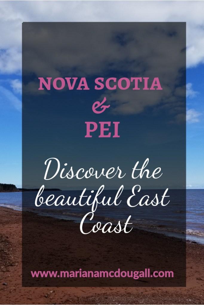 Nova Scotia & PEI: Discover the beautiful East Coast, www.marianamcdougall.com, picture of beach on North Cape Coastal Drive, PEI.