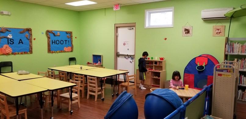Kids' area Wakulla County Public Librar