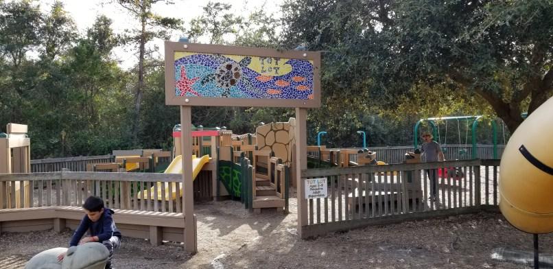 Perdido Kid's Park Tot Lot
