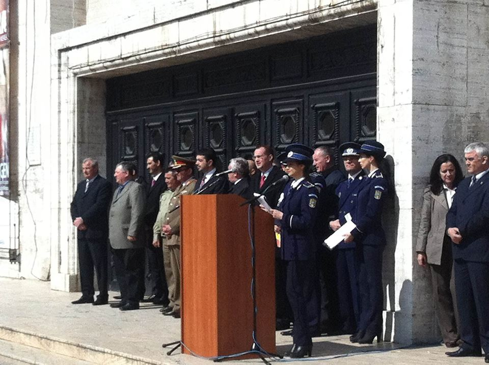 Ziua Poliției Române, martie 2014