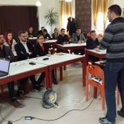 """Prima ediție a școlii politice """"Horia Musta"""" a Cluburilor Studențești Liberale Timiș, noiembrie 2014"""