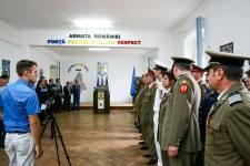 Moment aniversar la Centrul Militar Zonal Timis, 2014 4