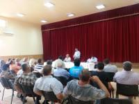 Ședință PNL de macrozonă, Coșteiu, august 2014 1