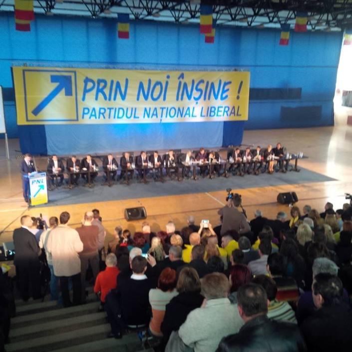 Conferinta de alegeri PNL Hunedoara, 2014 3