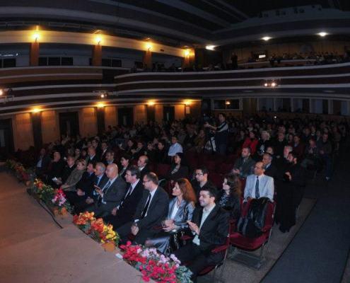 Zilele Culturii Sârbe, noiembrie 2012
