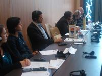 Sedinta AGA a euroregiunii DKMT (Dunare-Kris-Tisa-Mures), 2013 1
