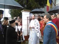 Sfinţire Biserica Tăgădău, 2015 1