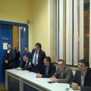Ședință a organizației Tineretului Național Liberal Timișoara, ianuarie 2013