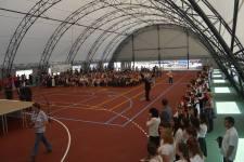 Inaugurarea salii de sport de la Ghilad, 2015 2