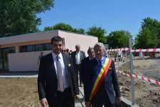 Inaugurarea salii de sport de la Ghilad, 2015 10