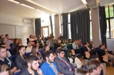 Dezbatere pe tema administrației publice și politicii, UVT, 2015 4