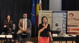 Conferință de afaceri, în cadrul programului național AFACERI.RO 3