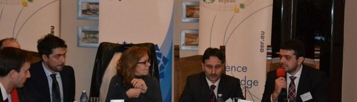 Marian Vasile a reprezentat Timișul la Adunarea Regiunilor Europene