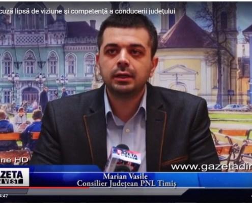 MCV acuza conducerea CJT a PSD
