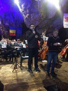 Concert Pestera Romanesti 2015 - 1