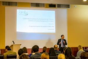 Conferinta antreprenoriat - 2