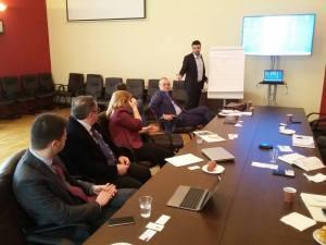 Sedinta CCE Arad - 1