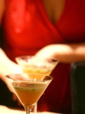 Julecocktail med absint