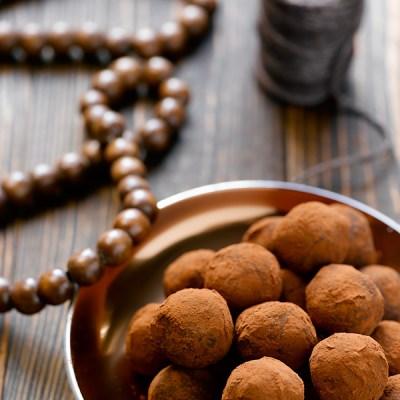 Forføreriske sjokoladetrøfler