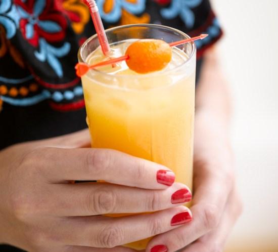 Ingeniørfruens drink Planter's Punch