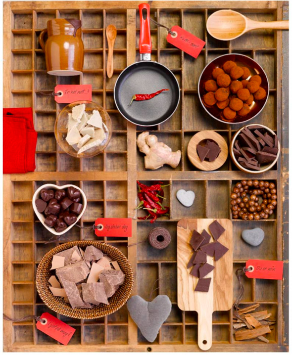 Sjokoladesmaking med Sverre Sætre