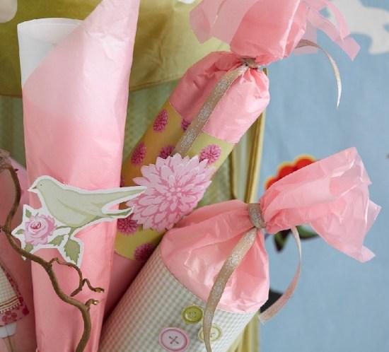 DIY: Lag selv rosa adventskalender