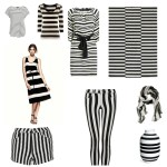 Mikrotrend: sort og hvite striper