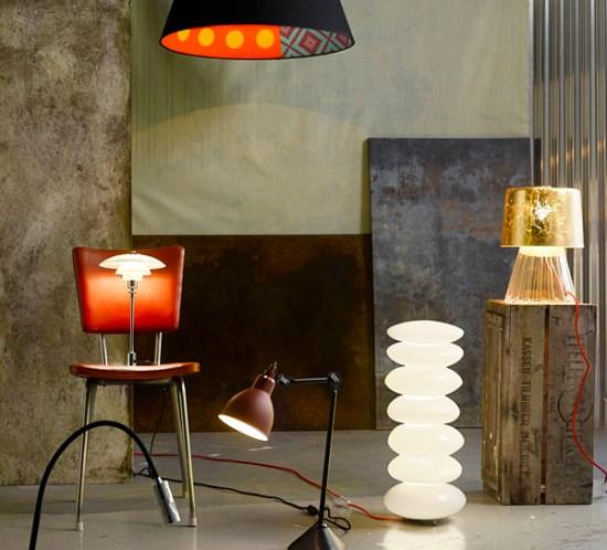 Idemagasinets tips om lys og trendy lamper