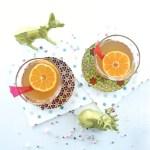 Hjemmelaget alkoholfri hvit gløgg