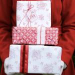 [DIY] Innpakking av gaver til henne i rosa og rødt