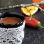 Kakao med chili og appelsin