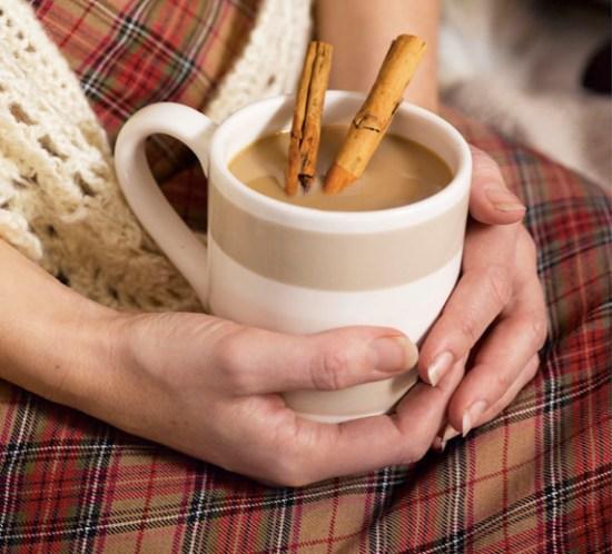 Ingeniørfruens mokka latte med kanel