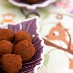 [MAT] LØRDAGSGODT: Sjokoladekuler med peanøttsmak