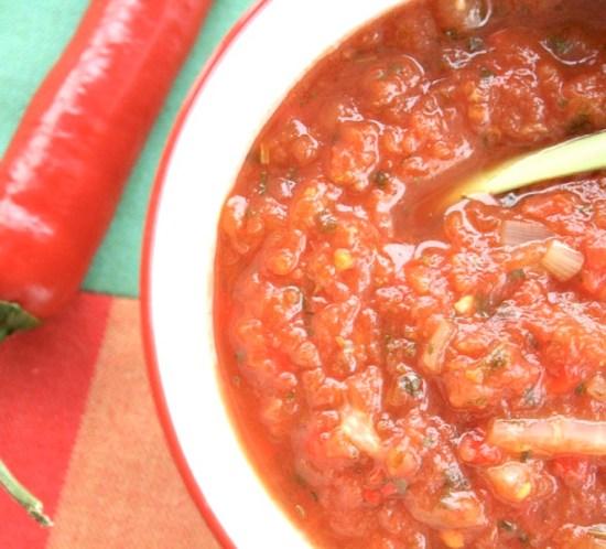 Verdens beste salsai