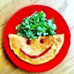 [MAT] STUDENTMAT: Omelett med hemmelig fyll (kr 17,14)