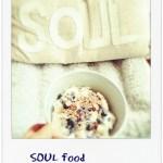 [MAT] FROKOST: Yoghurt, blåbær og nøtter