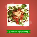 [MAT] PÅ BUDSJETT: Pastasaus og kjøttdeig på 5 minutter (kr 31,04)