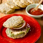 [MAT] Lavkarbo hamburgerbrød av brødmix