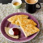 [MAT] Grove scones av lavkarbo brødmix