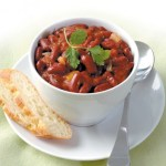 "[MAT] Vegetarisk chili ""con carne"" med omega 3, 6 og 9"