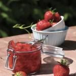 [MAT] Jordbærsyltetøy med Sukrin