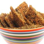 [MAT] Glutenfrie lavkarbo knekkebrød